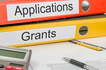 grant funding product design idea