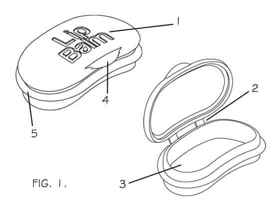 patent drawing product design