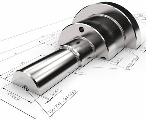 3D CAD drawing and modelling services