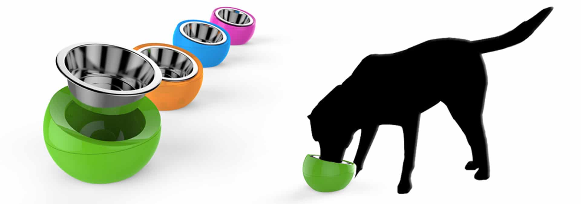 Pet bowl product idea design development