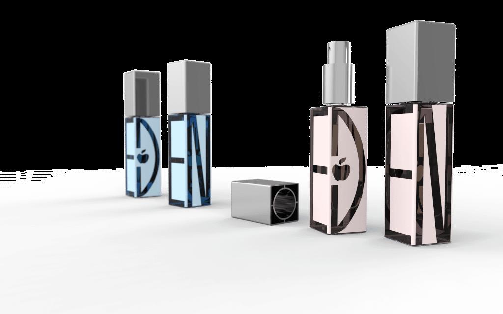 bottle and despenser product design
