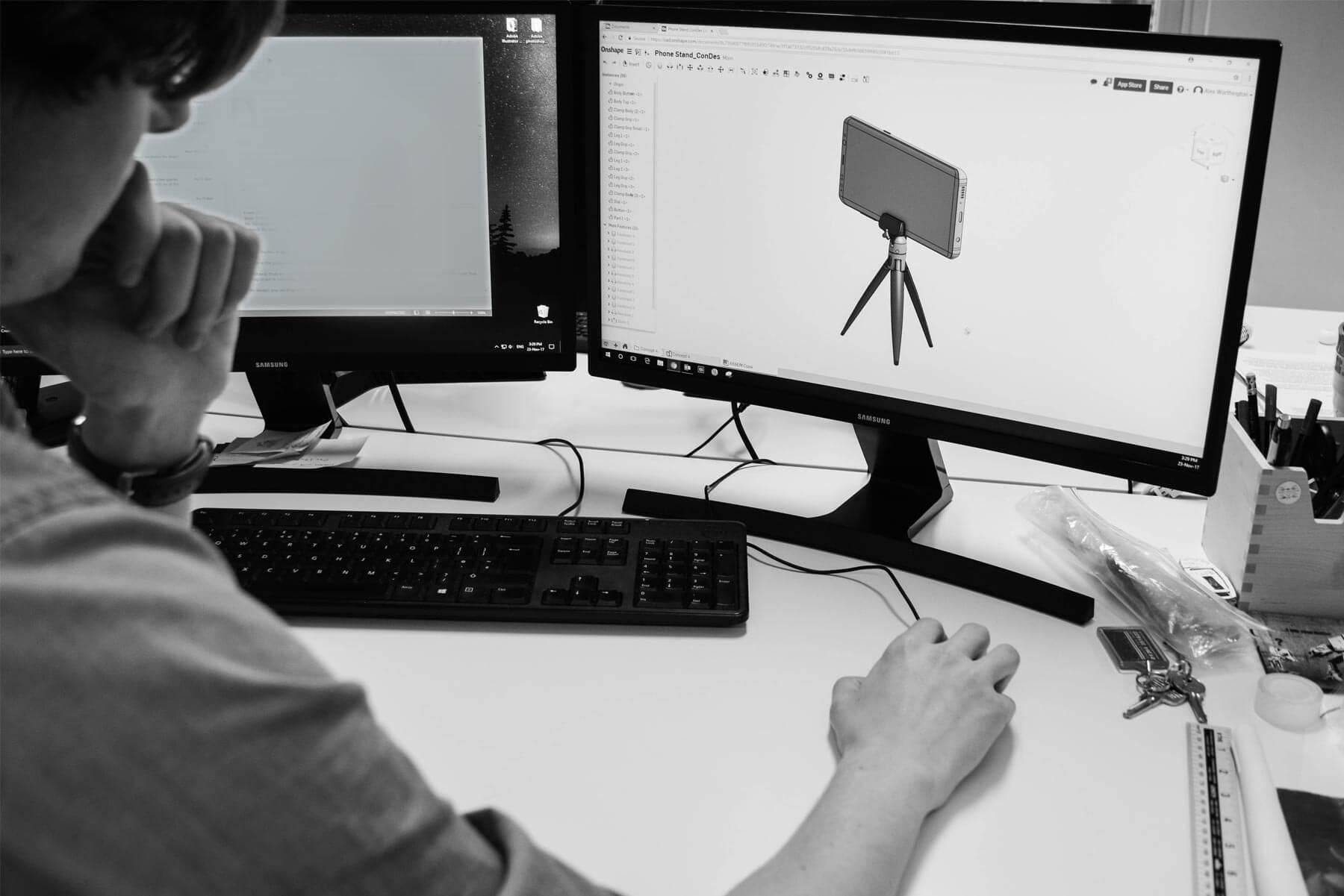 Invention idea product prototype design company
