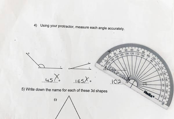 Old version of protractor