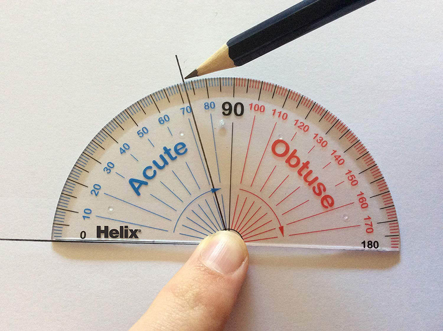 Maped Helix Protractor