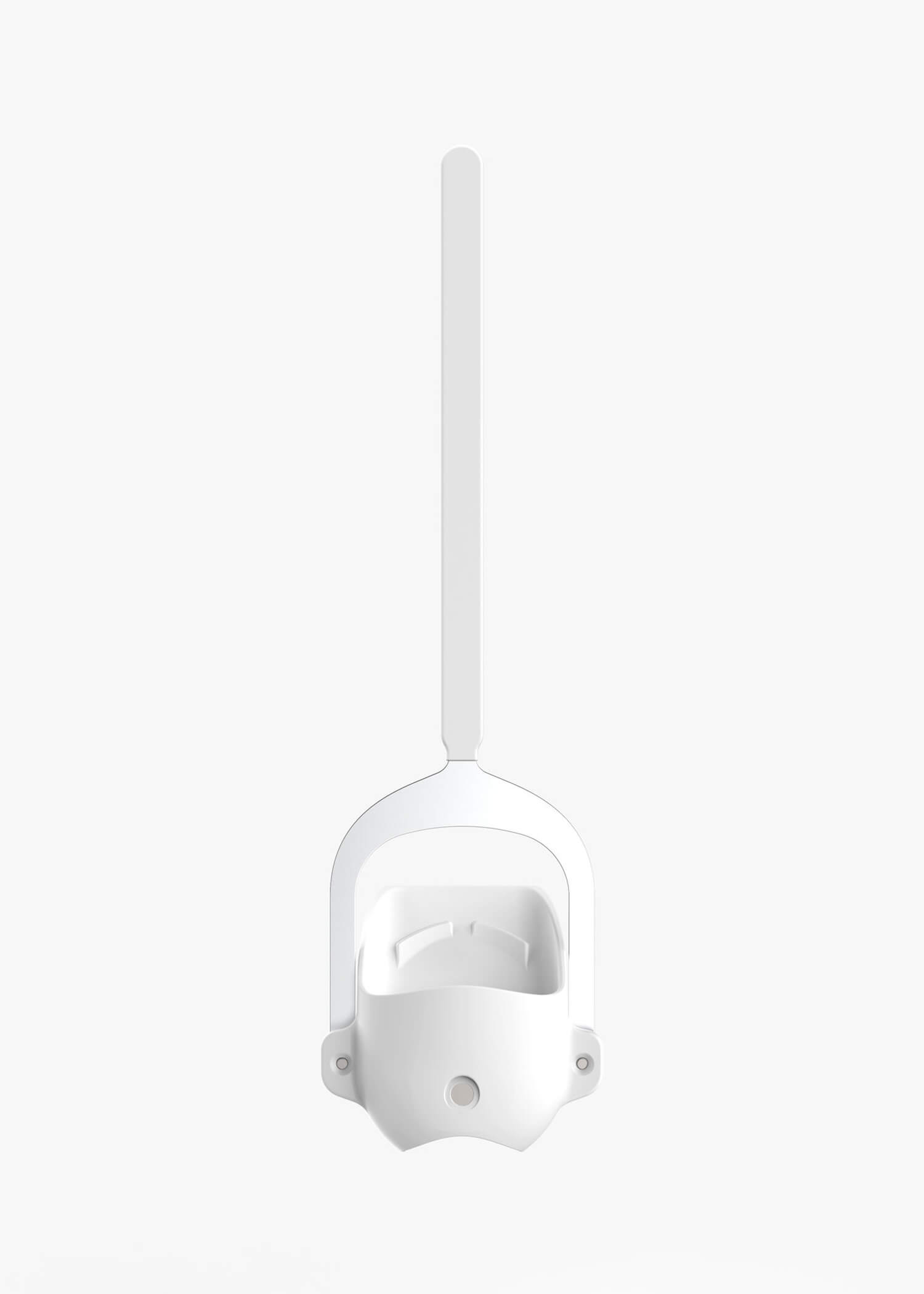 Flushbrush product design cradle holder brush head