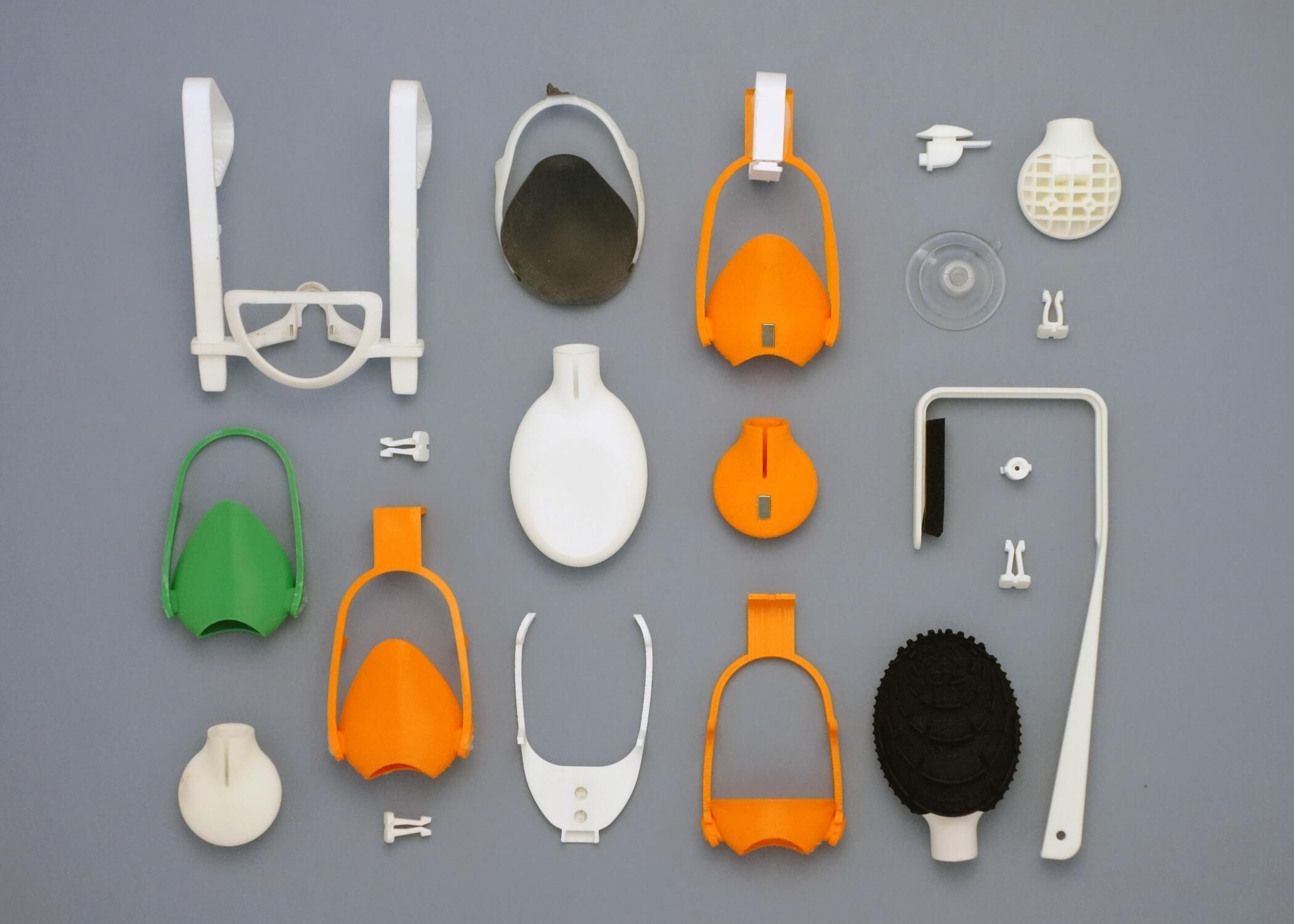 Flushbrush product design prototyping
