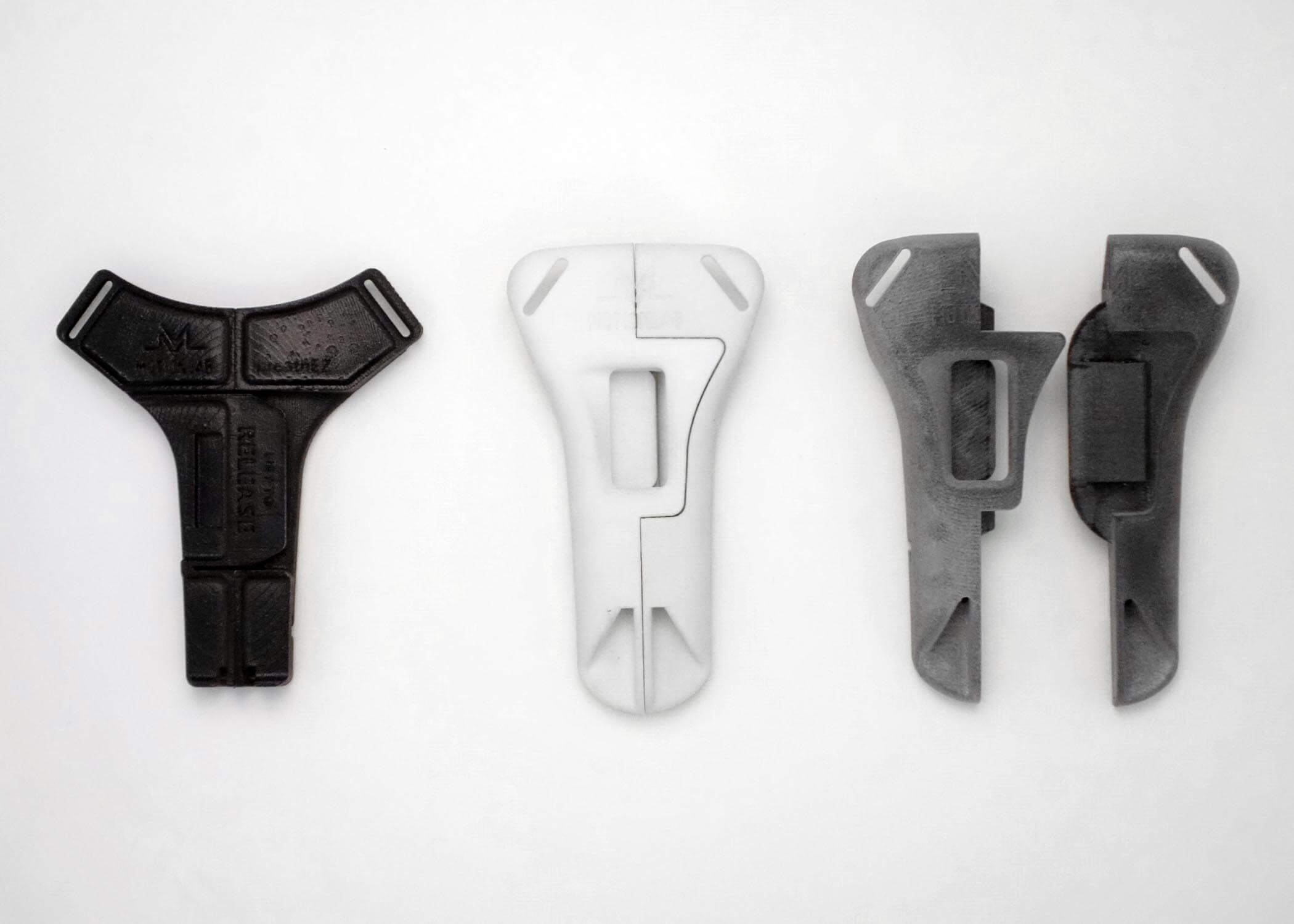 Motionlab active commute bag product design buckle prototyping