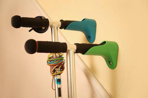 Scooterpeg innovative product design