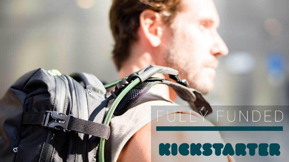 crowdfunding rucksack invention idea design