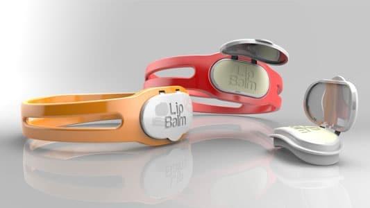 Health lifestyle product idea design prototype 2