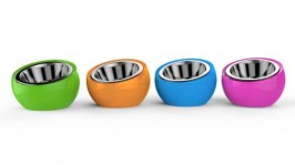 pet bowl product design idea