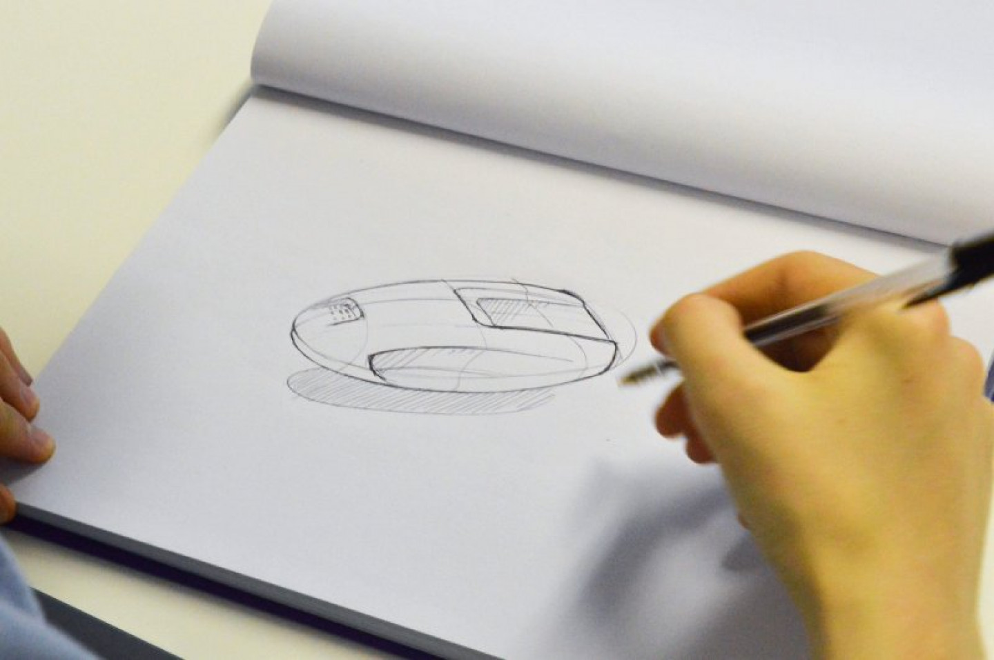 Sketching your idea