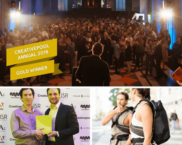 Idea Reality Award Winning Product Design Creative Pool Awards