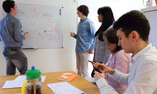 Brainstorming product design