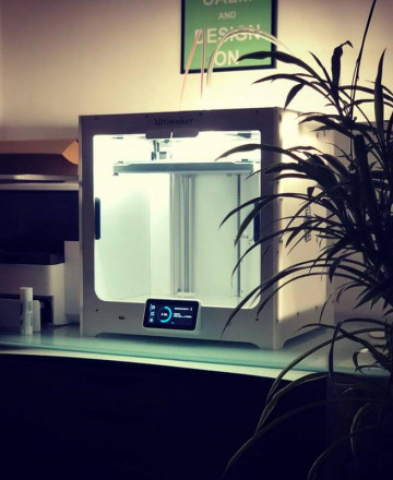 Idea Reality Ultimaker 3d printer